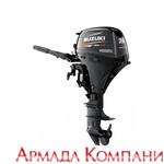 Лодочный мотор Suzuki DF20AEL (румпель + электрозапуск)