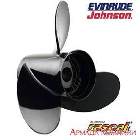 Винт для Johnson/Evinrude алюминиевый Hustler (диаметр 10 1/8 х шаг 13), R3-1013
